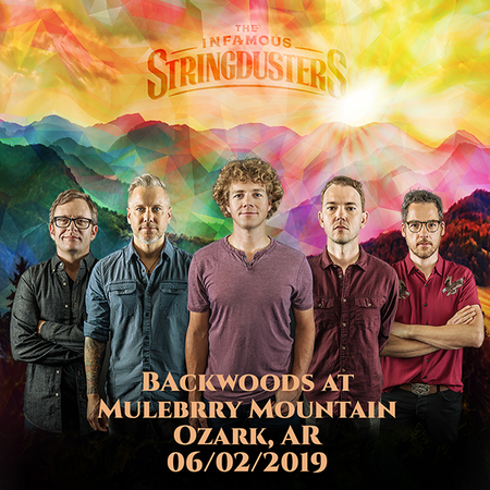 06/02/19 Backwoods At Mulberry Mountain, Ozark, AR