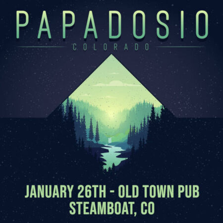 01/26/19 Old Town Pub, Steamboat, CO