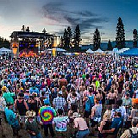 07/03/15 High Sierra Music Festival, Quincy, CA