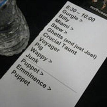 09/01/12 North Coast Music Festival, Chicago, IL