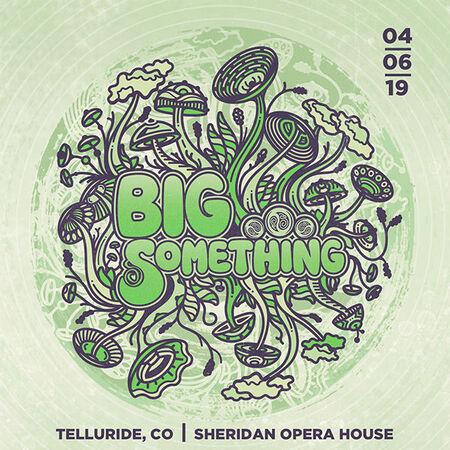 04/06/19 Sheridan Opera House, Telluride, CO