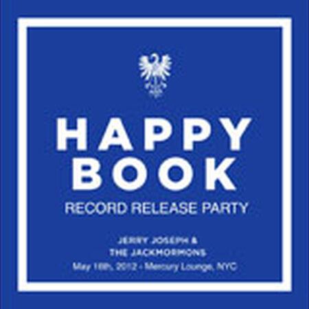 05/16/12 Mercury Lounge, New York, NY