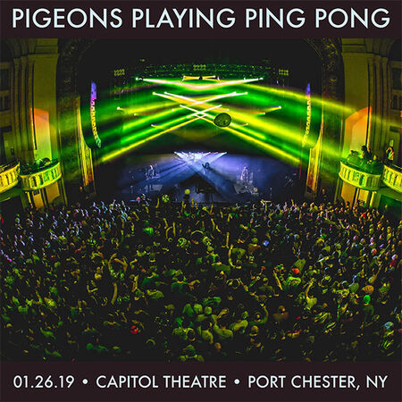 01/26/19 Capitol Theater, Port Chester, NY