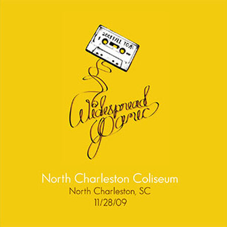 11/28/09 North Charleston Coliseum, North Charleston, SC