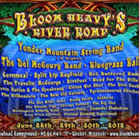 06/29/12 Bloom Heavy River Romp, Grassy, MO