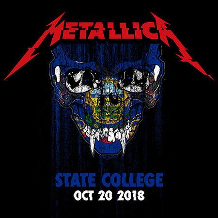 10/20/18 Bryce Jordan Center, State College, PA