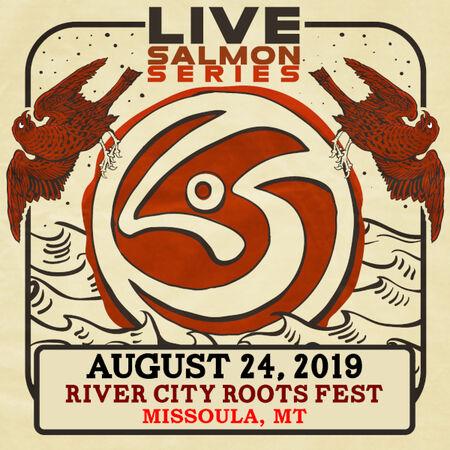 08/24/19 River City Roots Festival, Missoula, MT