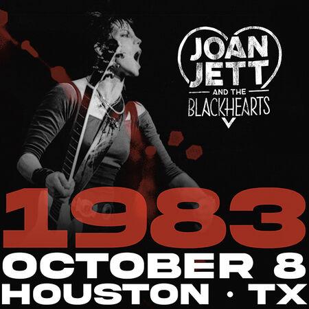 10/08/83 The Summit, Houston, TX