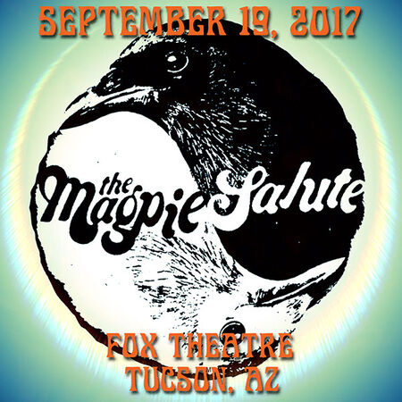 09/19/17 Fox Theatre, Tucson, AZ