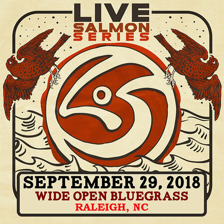 09/29/18 Wide Open Bluegrass Festival, Raleigh, NC