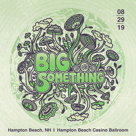 08/29/19 Hampton Beach Casino Ballroom, Hampton, NH