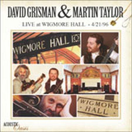 04/23/96 Wigmore Hall, London, UK