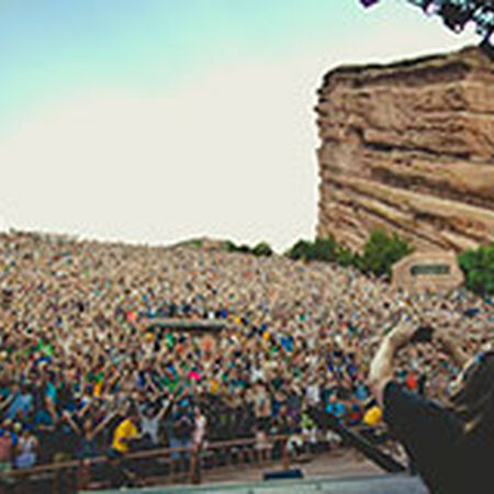 06/26/16 Red Rocks Amphitheatre, Morrison, CO
