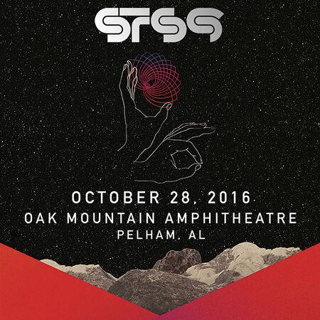 10/28/16 Oak Mountain Amphitheatre, Pelham, AL
