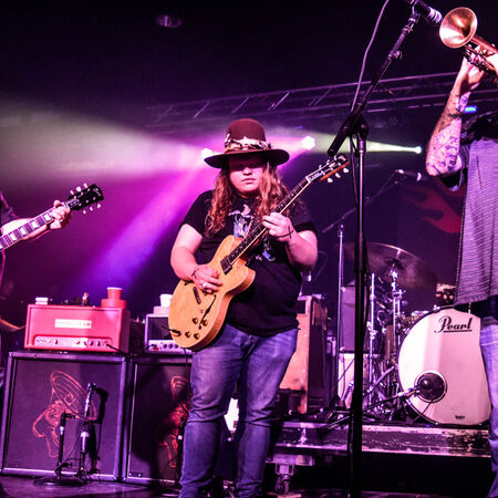 04/18/16 Music Farm, Columbia, SC