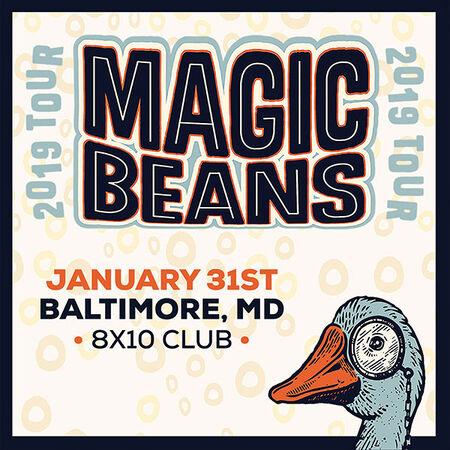 01/31/19 8x10 Club, Baltimore, MD