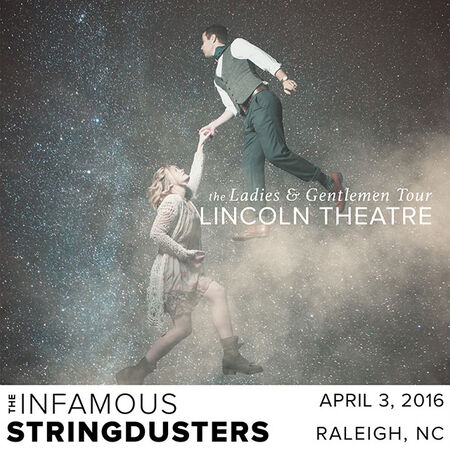 04/03/16 Lincoln Theater, Raleigh, NC