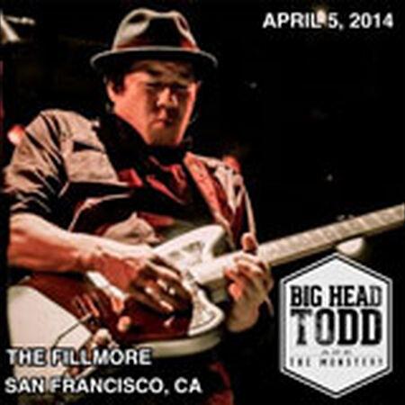 04/05/14 The Fillmore, San Francisco, CA
