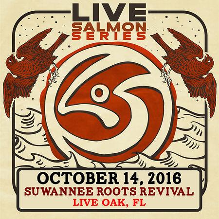 10/14/16 Suwannee Roots Revival, Live Oak, FL
