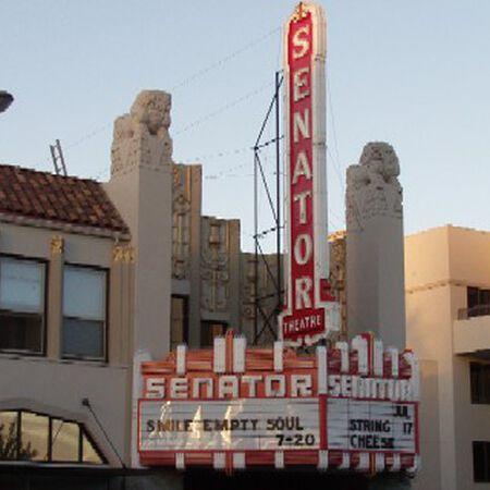 07/17/04 The Senator Theater, Chico, CA