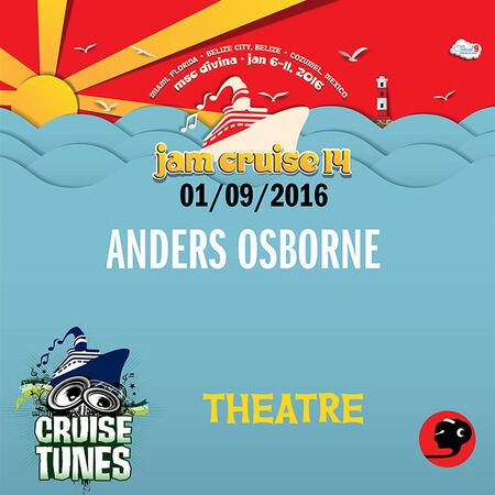 01/09/16 Theatre, Jam Cruise, US