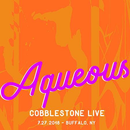 07/27/18 Cobblestone Live, Buffalo, NY