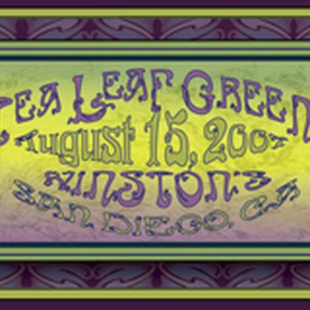 08/15/07 Winston's, San Diego, CA