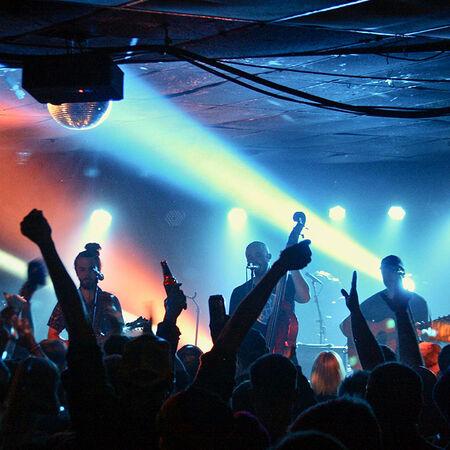 02/07/18 The Bottleneck, Lawrence, KS