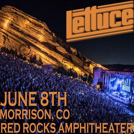 06/08/18 Red Rocks, Morrison, CO