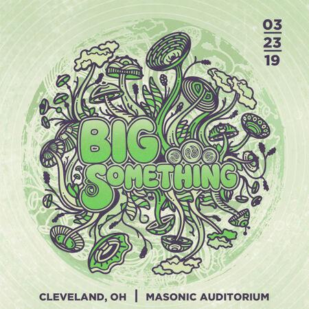03/23/19 Masonic Auditorium, Cleveland, OH