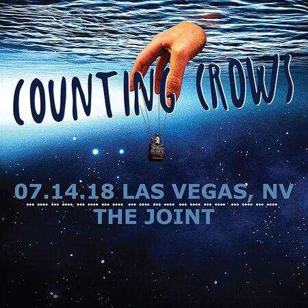 07/14/18 The Joint , Las Vegas, NV