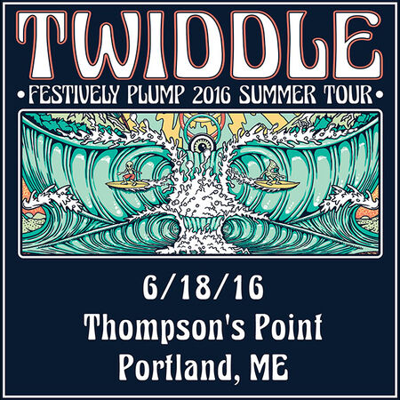 06/18/16 Thompson's Point, Portland, ME