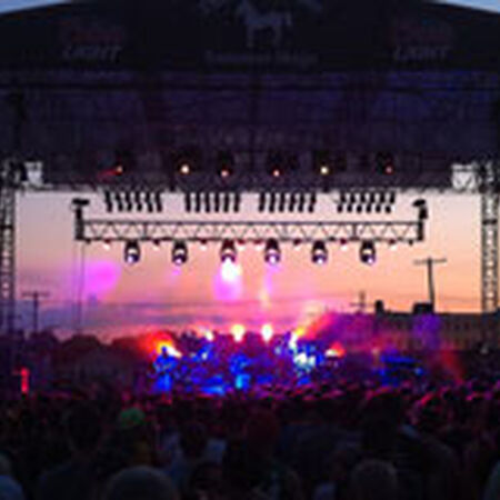 07/01/12 Stone Pony Summer Stage, Asbury Park, NJ