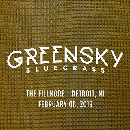 02/08/19 The Fillmore, Detroit, MI