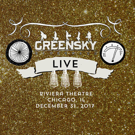 12/31/17 Riviera Theatre, Chicago, IL