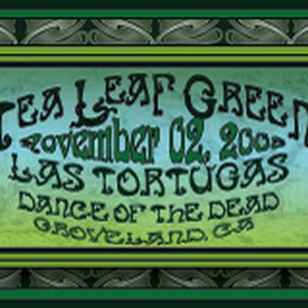 11/02/08 Las Tortugas Dance of the Dead, Groveland, CA