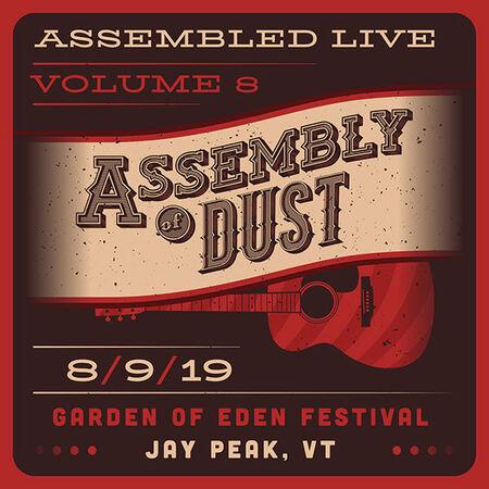 08/09/19 Garden of Eden Festival, Jay Peak, VT