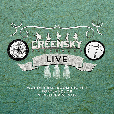 11/05/15 Wonder Ballroom, Portland, OR