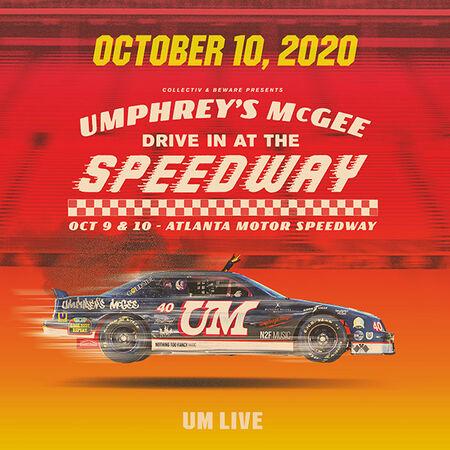 10/10/20 Atlanta Motor Speedway, Hampton, GA