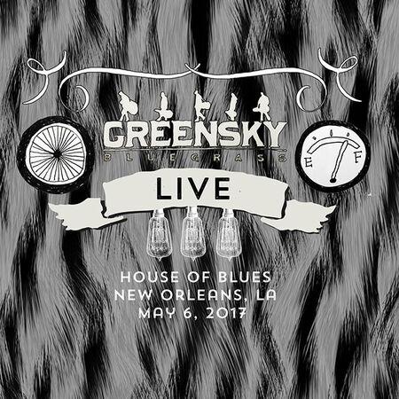 05/06/17 House Of Blues, New Orleans, LA