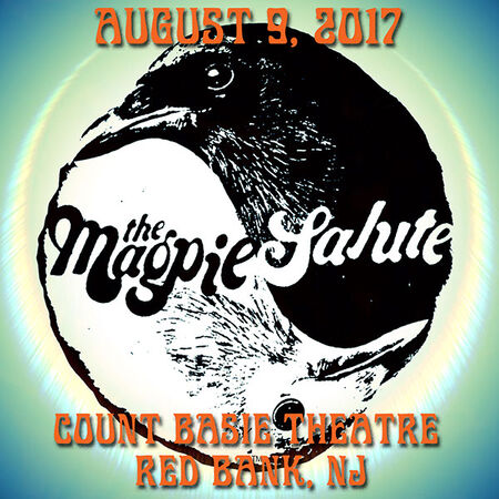 08/09/17 Count Basie Theatre, Red Bank, NJ