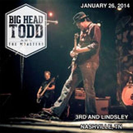 01/26/14 3rd and Lindsley, Nashville, TN