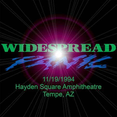 11/19/94 Hayden Square Amphitheatre, Tempe, AZ