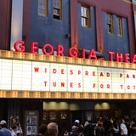 10/09/11 The Georgia Theater, Athens, GA