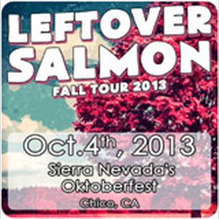 10/04/13 Sierra Nevada's Oktoberfest, Chico, CA