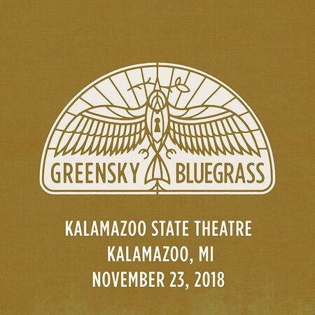 11/23/18 Kalamazoo State Theatre, Kalamazoo, MI