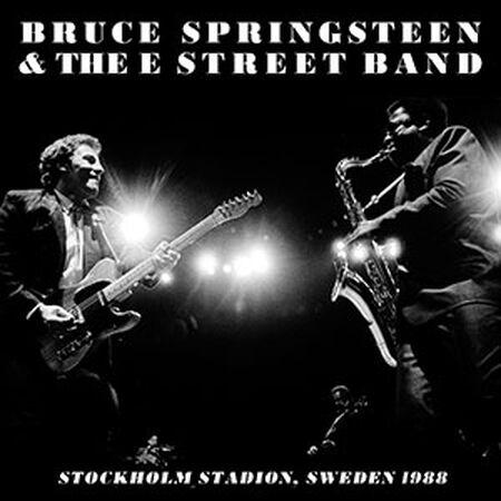 07/03/88 Stockholms Stadion, Stockholm, SE
