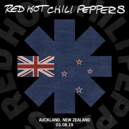 03/08/19 Spark Arena, Auckland, NZ