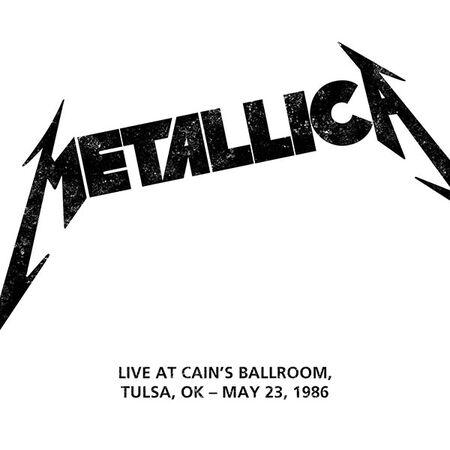 05/23/86 Cain's Ballroom, Tulsa, OK