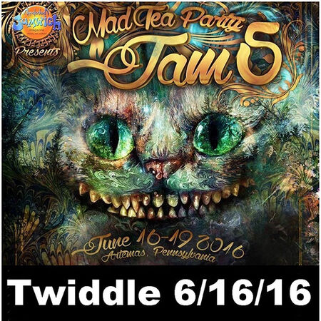 06/16/16 Mad Tea Party Jam, Artemas, PA